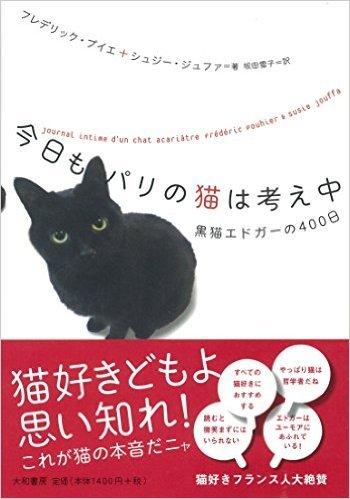 今日もパリの猫は考え中~黒猫エドガーの400日~.jpg